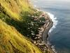 Madeira-mestece ob morju