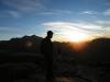 36-Sončni zahod na Mojzesovi gori
