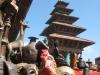 Pagoda v Katmanduju