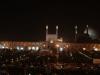 Iran-Esfehan-Večer na glavnem trgu