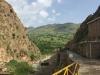 Palangan - stopnice v soteski