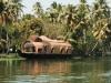 Backwater trip v Kerali