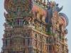 Madurai - vhod v tempelj