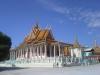 02. Phnom Penh - Srebrna pagoda, znotraj kompleksa kraljeve palače v kamboški prestolnici