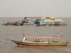 04. jezero Tonle Sap - prizor z največjega sladkovodnega jezera v JV Aziji