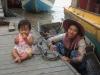 06. jezero Tonle Sap - upanje na kakšen dolar sredi kamboškega jezera