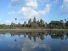 10. Angkor - znan pogled na 'največjo zvezdo' mesta Angkor - plavajoči tempelj Angkor Wat