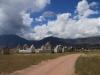 Kirgiška pokopališča