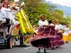 Kolumbija- Medellin-festival cvetja
