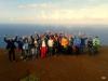 Madeira-Pico Do Pargo, prednovoletni sončen dan