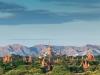Bagan - panorama