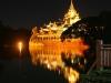 01-Karaweik - kraljeva vodna palača, Yangon