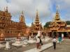 13-Schwezigon pagoda, Bagan