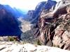 Zion, pogled z vrha