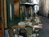 Francija-Pariz-Montmartre kavarna