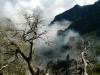 Pohodniška Madeira, megla v dolini