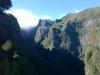 Pohodniška Madeira, pogled na gore