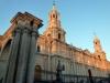 Arequipa-Drugo najpomembnejše mesto v Peruju ima lepo ohranjen star kolonialen del mesta.