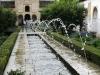 Generalife-Letni vrt z druge strani