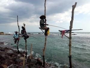 Ribiči na kolih