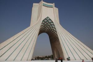 Teheran-spomenik svobode-Iran
