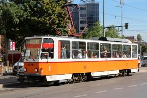Bolgarija-Sofija-tramvaj