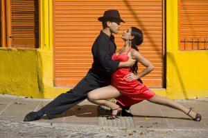 Tango plesalci 1