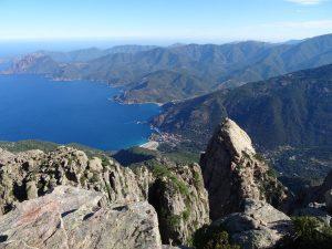 Korzika - Iz vrha sveta