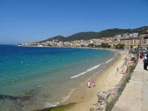 Plažica lepa - Korzika