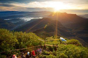 Šrilanka - pogled iz Adamovega vrha