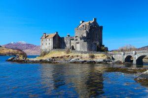 Skrivnostna škotska lepotica