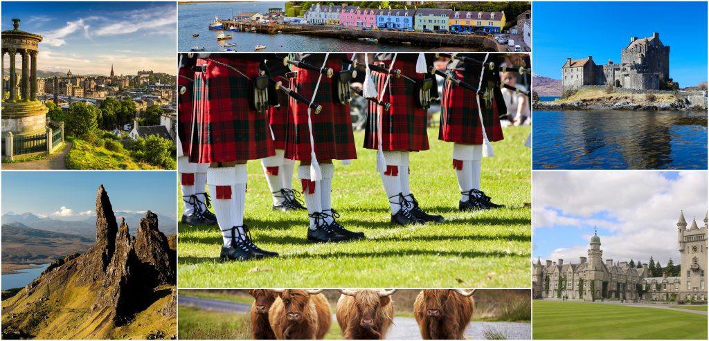 Škotska - utrinki