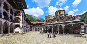 Bolgarija-Rilski samostan