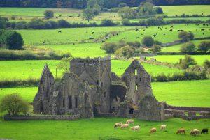 Irska- zeleni vrt Evrope