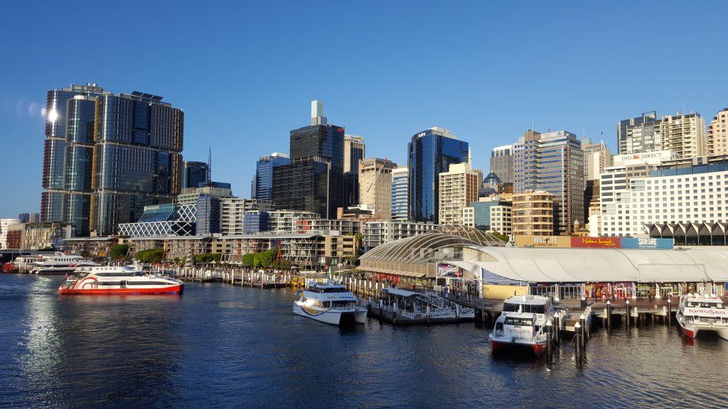 4. Še en lep pogled na mesto v bližini pristanišča