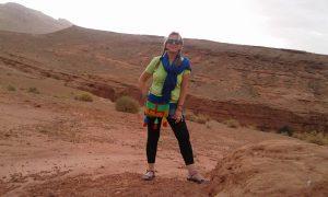 Daša v Maroku