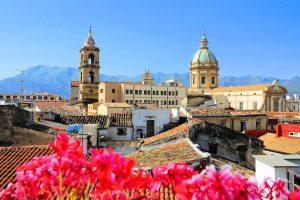 Sicilija – Palermo – mestno sredisce