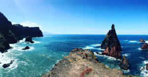 Madeira - rt Sv. Lovrenca