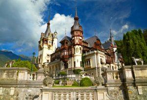 Romunija-grad Peleš
