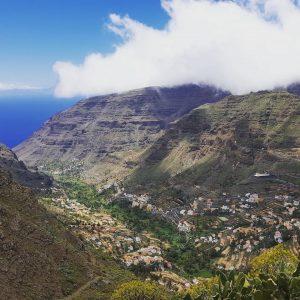 Tenerife in Gomera