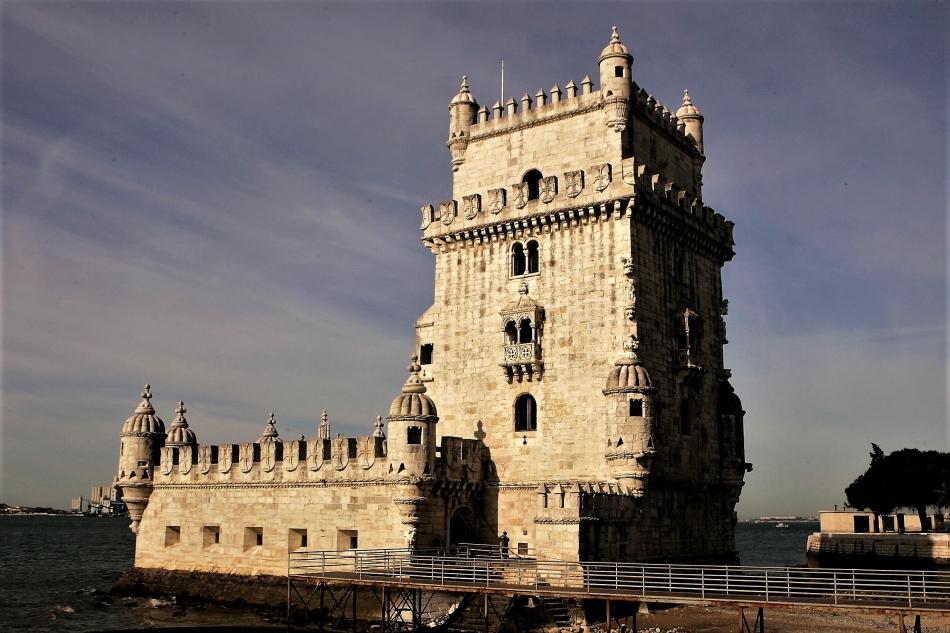 Portugalska-Belem-izhodišče-slavnih-pomorščakov