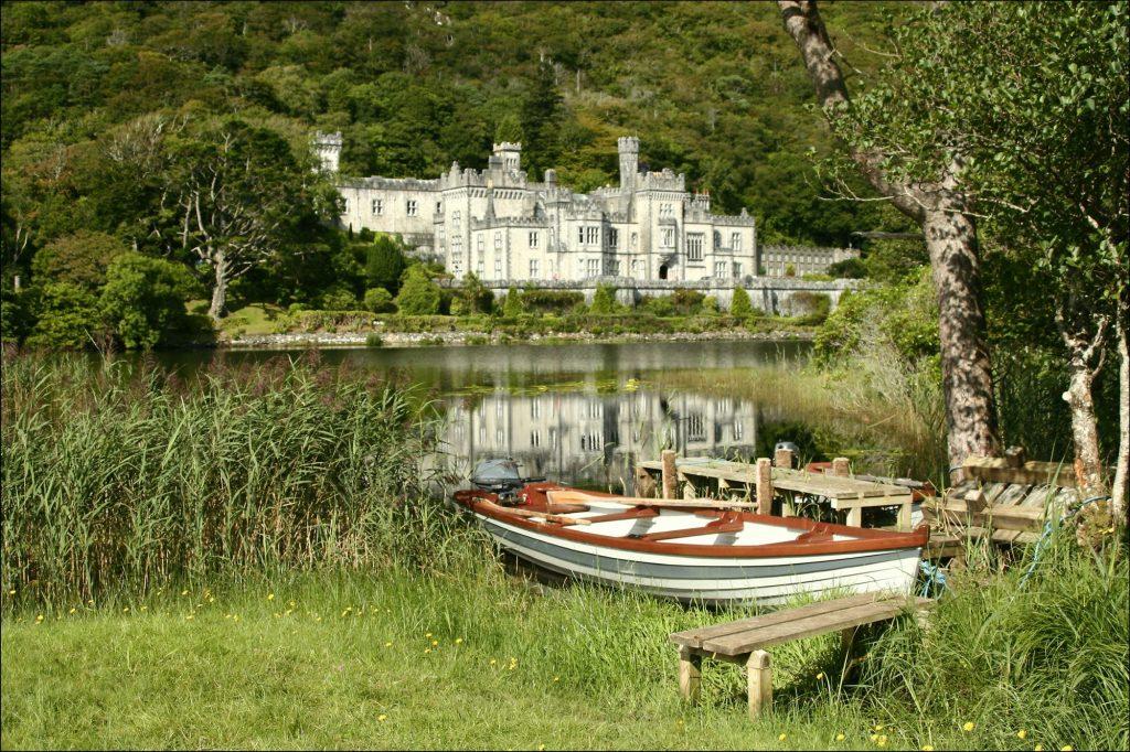 Irska - Kylemore Abbey