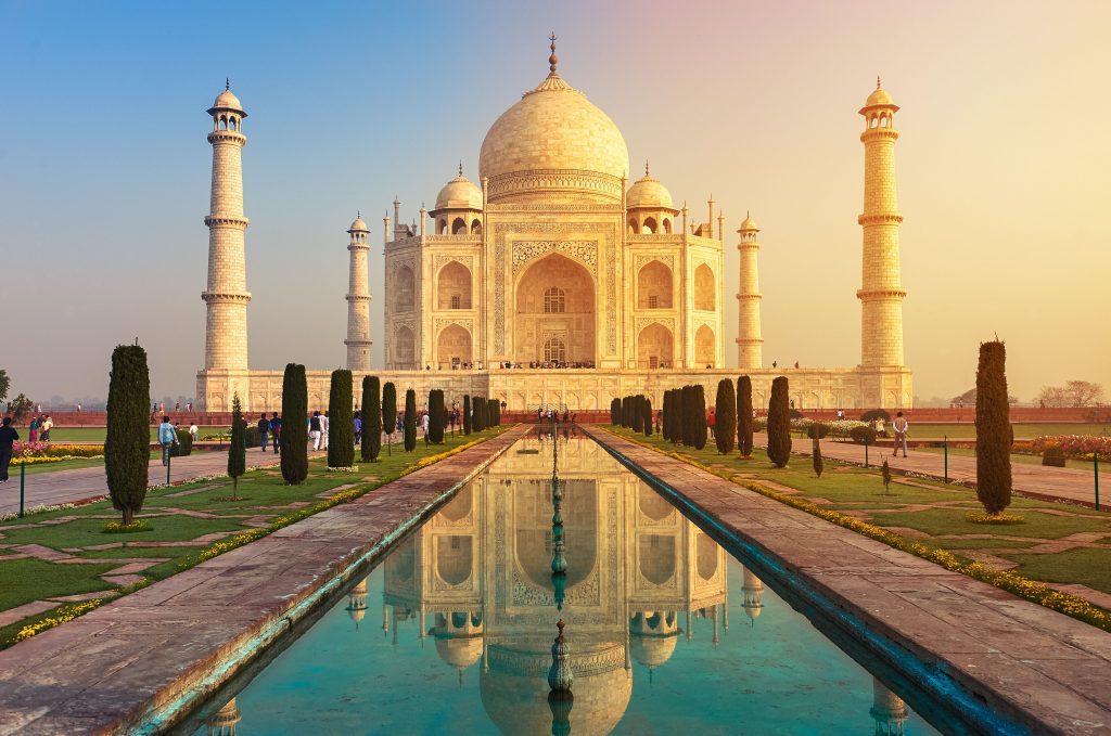 Indija-Taj-Mahal