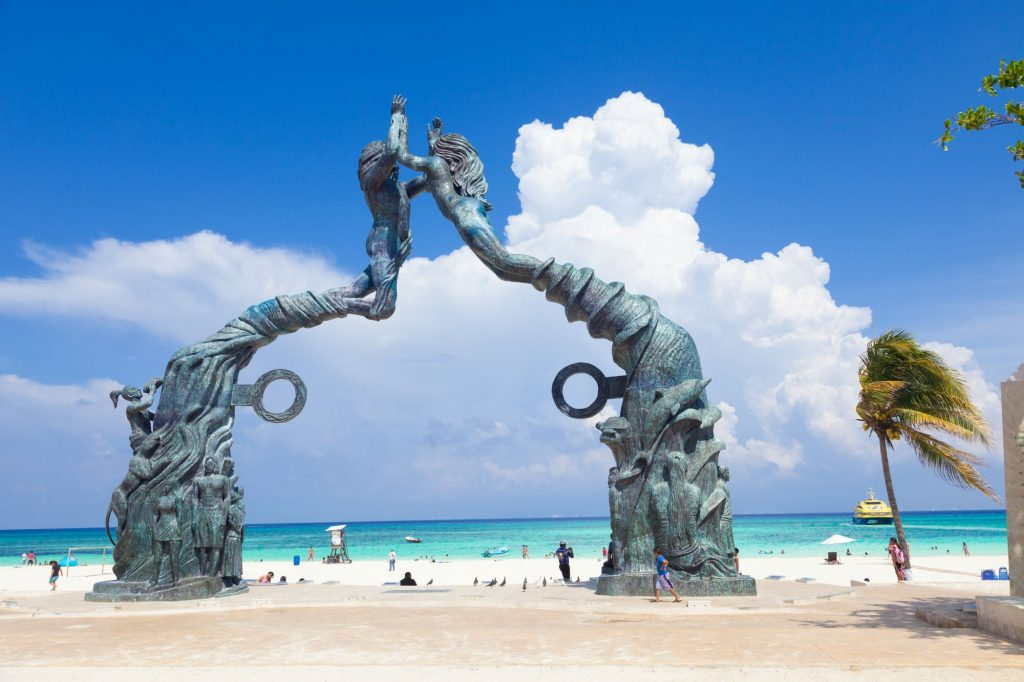 Mehika Playa del Carmen 1024x682 - Srednjeameriška sedmica