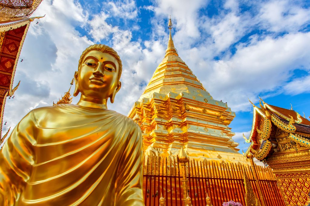 Tajska-Doi Suthep