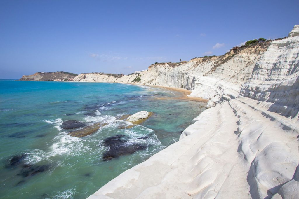 Sicilija- Turške stopnice
