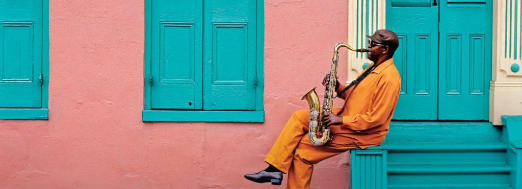 Amerika- New Orleans-glasba2