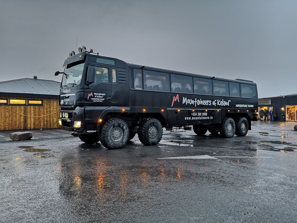 Islandija potrebuje tudi takšna vozila.