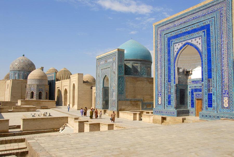 Uzbekistan - Vtisi potnikov oktobrskih potovanj 2. del