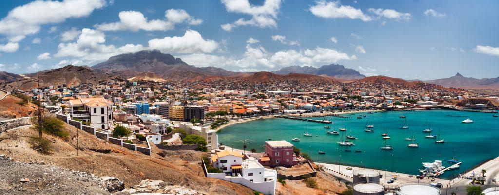 Cabo Verde-Sao Vicente - Mindelo